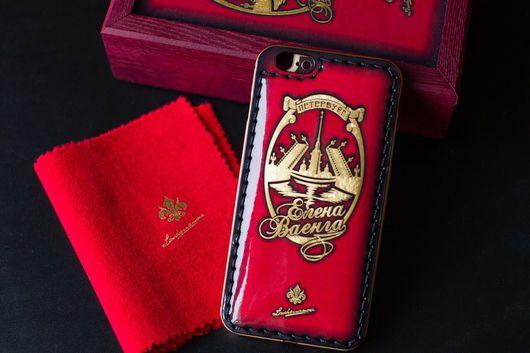 Для телефонов ручной работы. Ярмарка Мастеров - ручная работа. Купить Чехол-бампер для телефона iPhone 6/6plusЕлена Вае. Handmade.