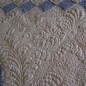 Для дома и интерьера ручной работы. Ярмарка Мастеров - ручная работа Покрывало на кровать. Handmade.