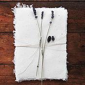 """Материалы для творчества ручной работы. Ярмарка Мастеров - ручная работа """"Angel"""" - бумага ручной работы для каллиграфии. Handmade."""