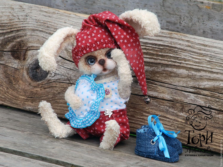 Bunny Eraser, Stuffed Toys, Moscow,  Фото №1