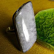Украшения handmade. Livemaster - original item Ring Belomorian moon Princess 19 R-R. Handmade.