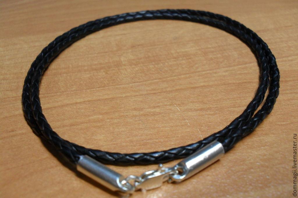 шнурок для талисмана своими руками