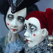 Куклы и игрушки handmade. Livemaster - original item Game. dolls. Handmade.