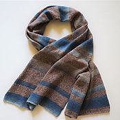 Аксессуары handmade. Livemaster - original item Scarves: Scarf made of wool. Handmade.