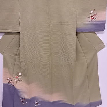 Vintage. Livemaster - original item Vintage clothing: Japanese silk Kimono