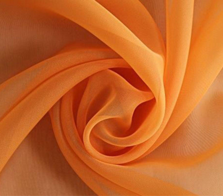 c49f50d39734d1fc2a30177c61vb  dlya doma i interera gotovyj tyul iz oranzhevoj vuali apelsin