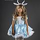 Детские карнавальные костюмы ручной работы. Заказать костюм Коза 2. Olga (art-colombina). Ярмарка Мастеров. Коза, кружево