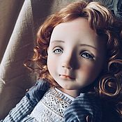 Куклы и игрушки ручной работы. Ярмарка Мастеров - ручная работа Фиалковое мыло. Handmade.