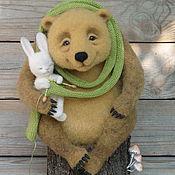Куклы и игрушки ручной работы. Ярмарка Мастеров - ручная работа Осенняя история..... Handmade.