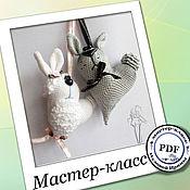Материалы для творчества handmade. Livemaster - original item MK Valentine