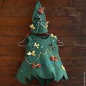 """Одежда ручной работы. Ярмарка Мастеров - ручная работа Новогодний костюм """"Елка"""".. Handmade."""