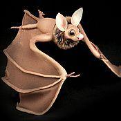 Куклы и игрушки ручной работы. Ярмарка Мастеров - ручная работа Летучая мышь. Handmade.