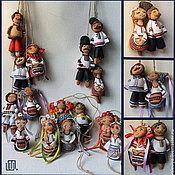 Сувениры и подарки ручной работы. Ярмарка Мастеров - ручная работа колокольчики. Handmade.