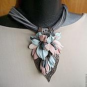 Украшения handmade. Livemaster - original item necklace bella. Handmade.