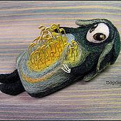 Куклы и игрушки ручной работы. Ярмарка Мастеров - ручная работа Лежащая на лесном дне. Handmade.