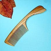Сувениры и подарки handmade. Livemaster - original item Copy of Comb from the elm Aquarius. Handmade.