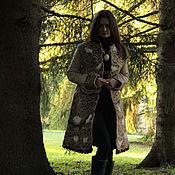 Одежда ручной работы. Ярмарка Мастеров - ручная работа Pangolin. Панголин. Пальто.. Handmade.
