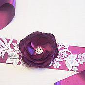 Аксессуары handmade. Livemaster - original item Belt for dress