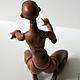 Коллекционные куклы ручной работы. Заказать Шоколадное Дерево. LIONA-DE-LIV. Ярмарка Мастеров. Кукла ручной работы, bjd