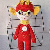 Куклы и игрушки handmade. Livemaster - original item Lightning, electric current.. Handmade.
