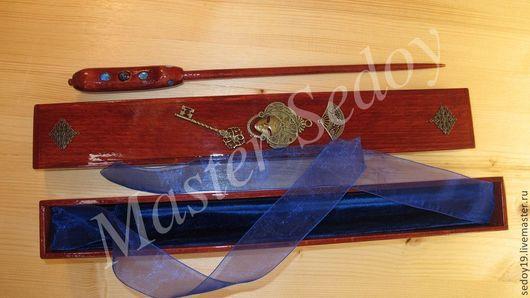 Персональные подарки ручной работы. Ярмарка Мастеров - ручная работа. Купить Волшебная палочка для королевы. Handmade. Волшебство, подарок на юбилей