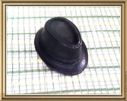 """Материалы для косметики ручной работы. Ярмарка Мастеров - ручная работа. Купить 3D Силиконовая форма для мыла """"Шляпа"""". Handmade."""