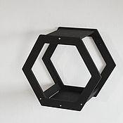 Зоотовары handmade. Livemaster - original item Hexagon house for cats
