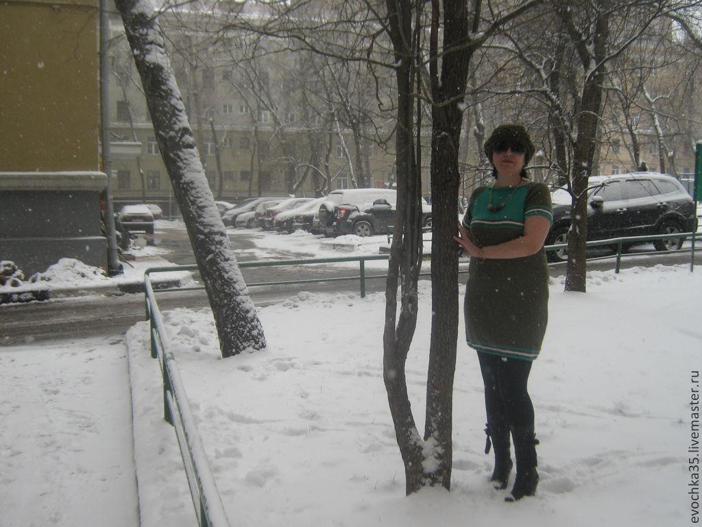 Фото нимфы в белом платье 5 фотография