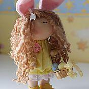 """Куклы и игрушки ручной работы. Ярмарка Мастеров - ручная работа Интерьерная кукла """"Пасхальный Кролик"""". Handmade."""