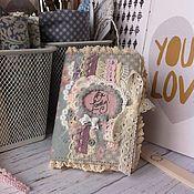 Блокноты ручной работы. Ярмарка Мастеров - ручная работа Блокнот ручной работы. Handmade.
