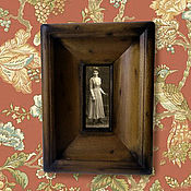 """Сувениры и подарки ручной работы. Ярмарка Мастеров - ручная работа Фоторамка """"старинная"""" Фоторамки из дерева. Handmade."""