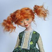 Куклы и игрушки ручной работы. Ярмарка Мастеров - ручная работа Глаша.. Handmade.