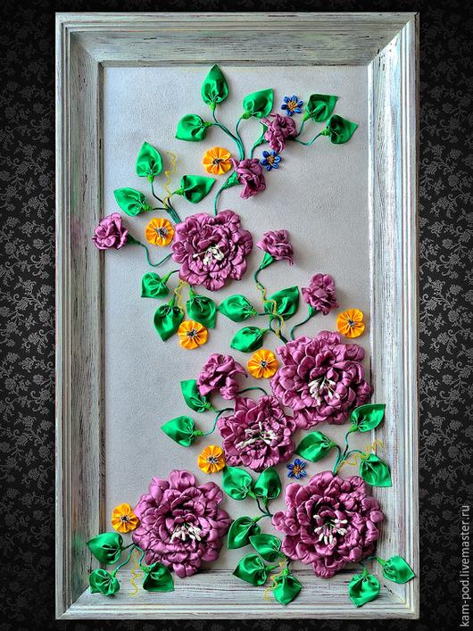 Картины цветов ручной работы. Ярмарка Мастеров - ручная работа. Купить Нежная ветка. Handmade. Картина с цветами, картина для интерьера
