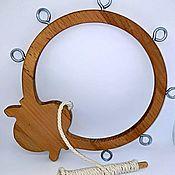 Куклы и игрушки handmade. Livemaster - original item Lacing wooden Spider. Handmade.