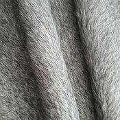 Материалы для творчества ручной работы. Ярмарка Мастеров - ручная работа Мех 20мм волк. Handmade.