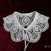 Аксессуары handmade. Livemaster - original item Lace collar No. №33. Handmade.