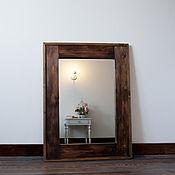 Для дома и интерьера ручной работы. Ярмарка Мастеров - ручная работа Зеркало в раме. Handmade.