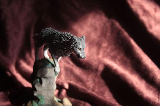 Сказочные персонажи ручной работы. Ярмарка Мастеров - ручная работа. Купить Фигурка Волк Сиф Dark Souls повтор. Handmade.