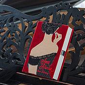 """Сумки и аксессуары ручной работы. Ярмарка Мастеров - ручная работа Клатч-книга """"Анна Каренина"""". Handmade."""