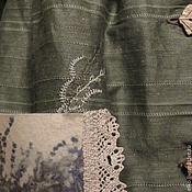 """Одежда ручной работы. Ярмарка Мастеров - ручная работа """"Мудрая травница"""" платье - летнее пальто. Handmade."""