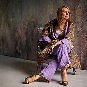 Одежда handmade. Livemaster - original item Double-sided suit of the Taj Mahal mini collection