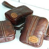 Сумки и аксессуары handmade. Livemaster - original item YOUR BABY) Leather handbag-satellite. Handmade.