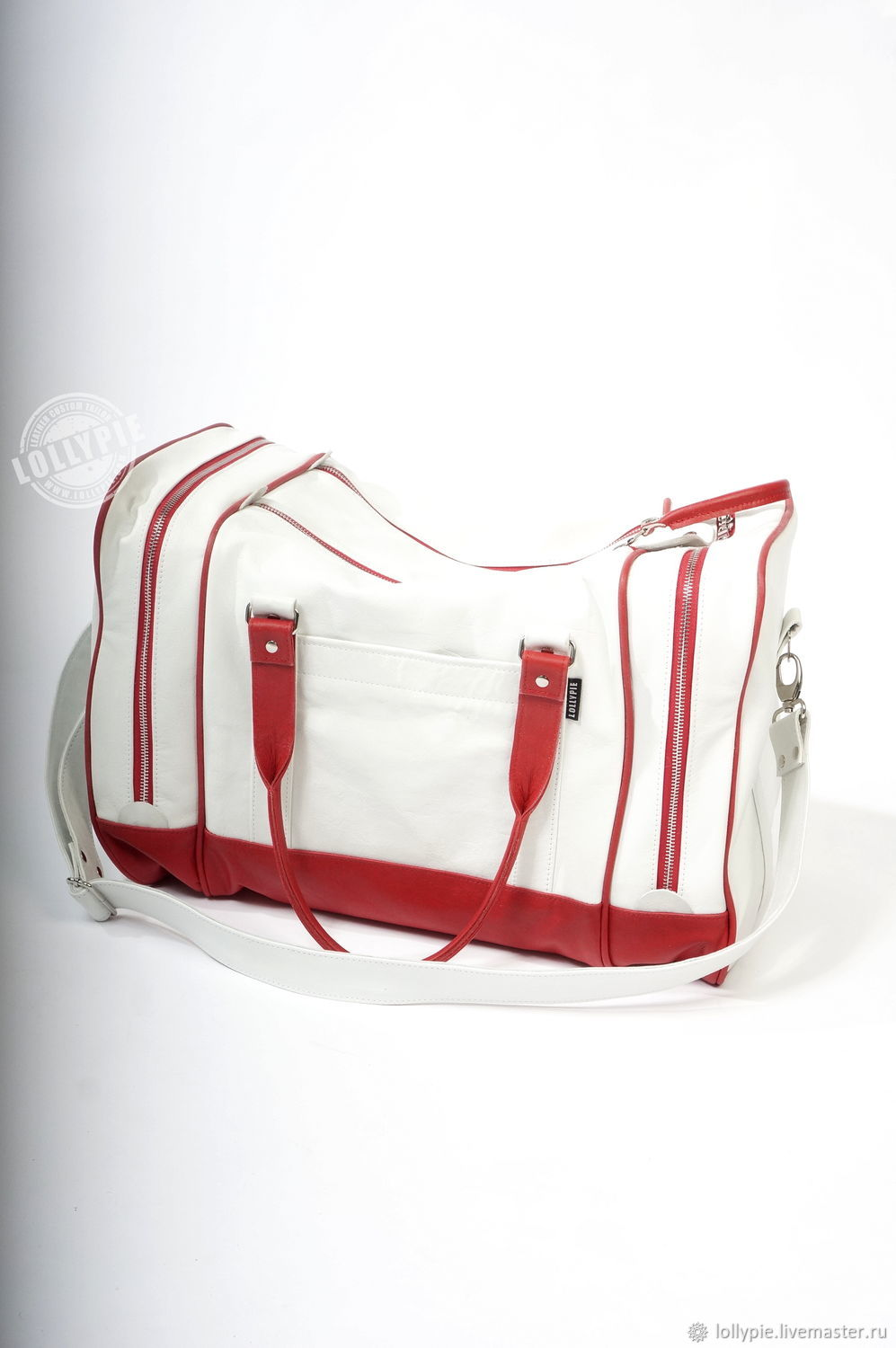 Sports Fitness Leather Bag, Sports bag, Moscow,  Фото №1