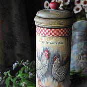 Для дома и интерьера handmade. Livemaster - original item Ceramic spagyrica. Handmade.