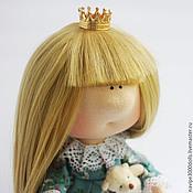 Куклы и игрушки ручной работы. Ярмарка Мастеров - ручная работа Интерьерная/ игровая кукла. Handmade.