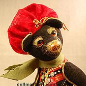 Куклы и игрушки ручной работы. Ярмарка Мастеров - ручная работа Медведь Кутюрье. Handmade.