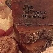 Косметика ручной работы. Ярмарка Мастеров - ручная работа Зеленый чай и Манжишта. Натуральное мыло с нуля. Handmade.