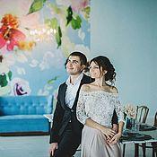 Одежда ручной работы. Ярмарка Мастеров - ручная работа Свадебный костюм. Handmade.