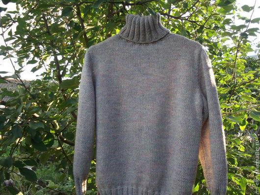 """Кофты и свитера ручной работы. Ярмарка Мастеров - ручная работа. Купить свитер """" Тепло и уютно """". Handmade. Разноцветный"""