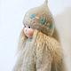 Вальдорфская игрушка ручной работы. Куколка для Ирины, 42 см. svetlana. Ярмарка Мастеров. Детская кукла, кукла текстильная